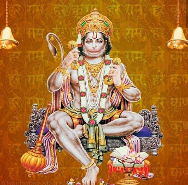 Bajrangbali Picture Jai Shri Ram