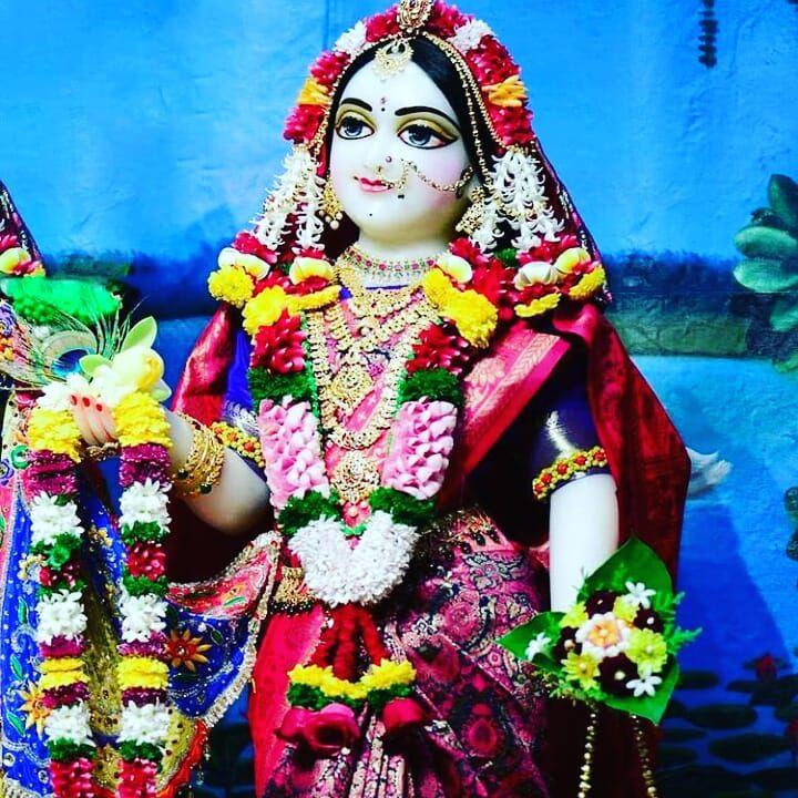 Beautiful Pictures of Radha Rani