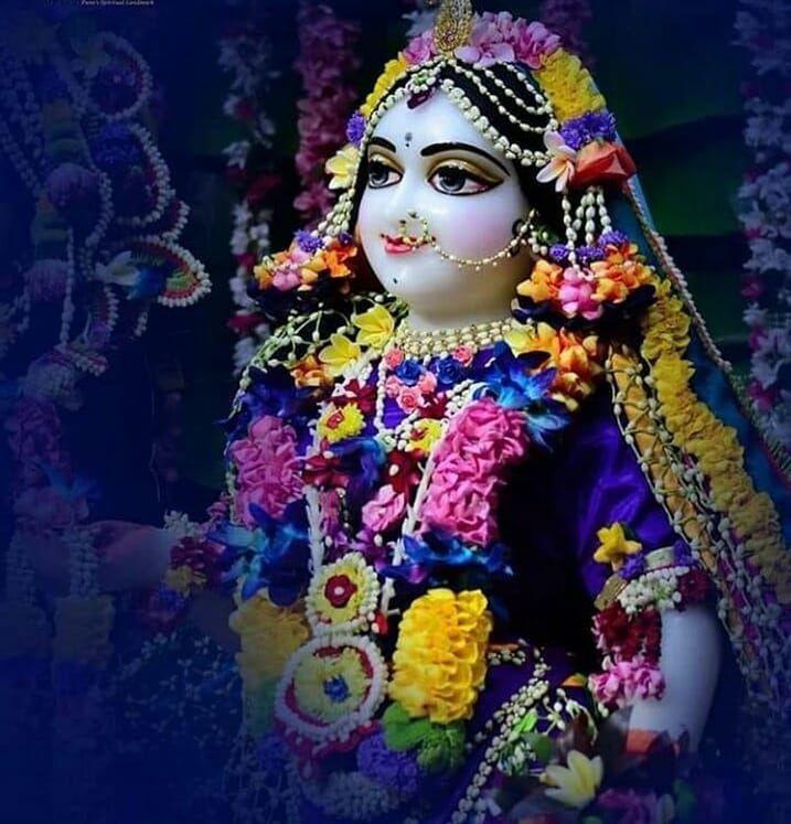 Beautiful Radha Rani Images