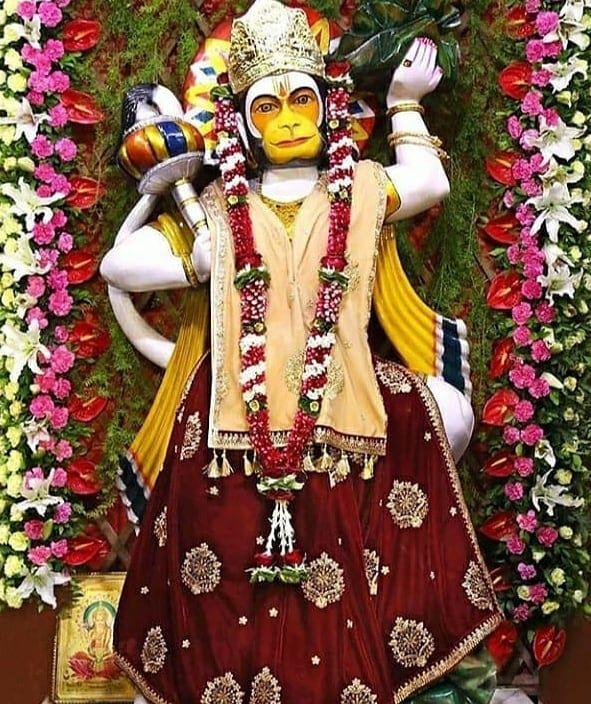 Bhagwan Hanumantha New Images Photo