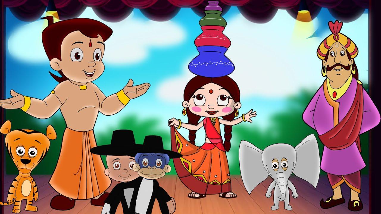 Chhota Bheem Cartoon Picture Photo Free Download