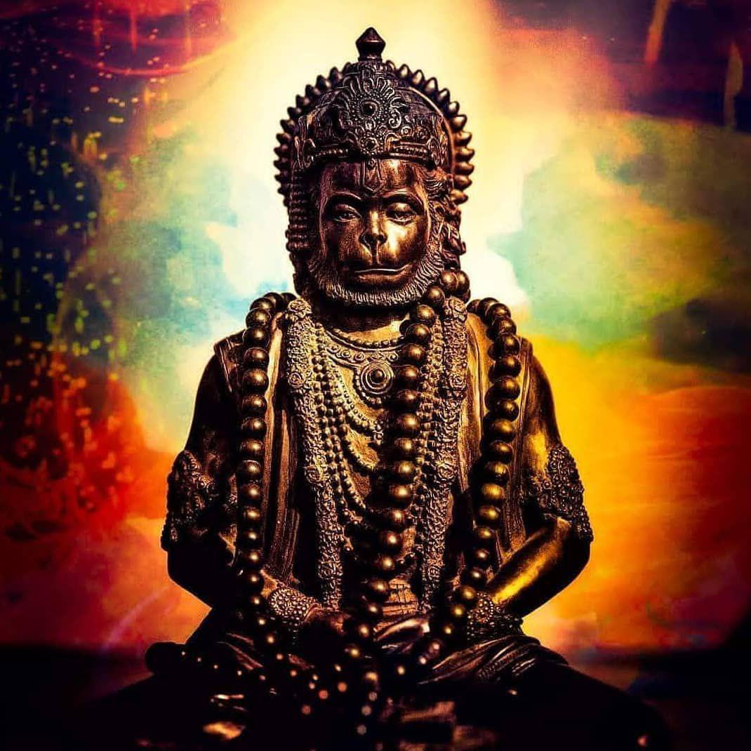 Dhayan Dharan Kiye Hanumantha Ji Ka Photo