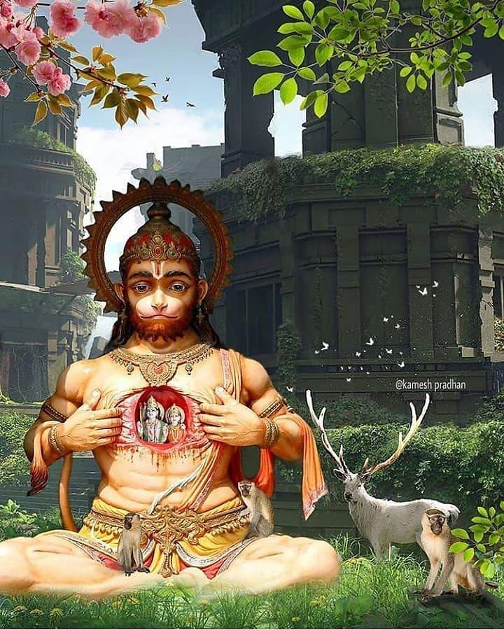 God Hanumantha High Quality Images Photo
