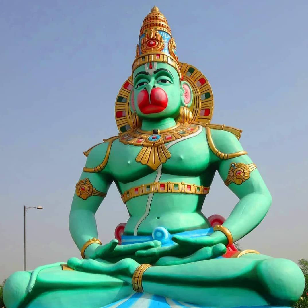God Hanumantha Stylish Images Photo Free Download
