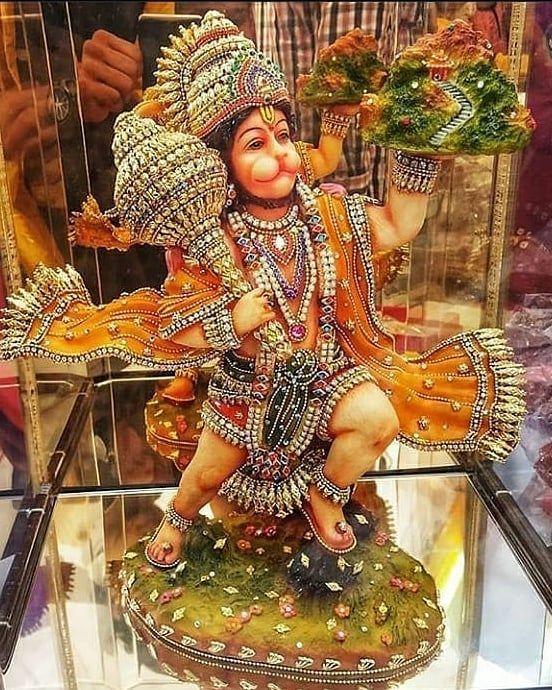 God Images in Hanumantha