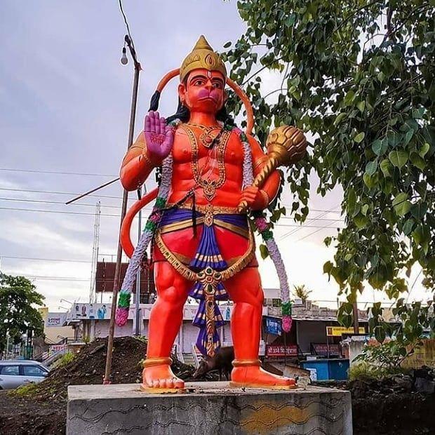 Hanumantha God Murti Photo Images HD Quality
