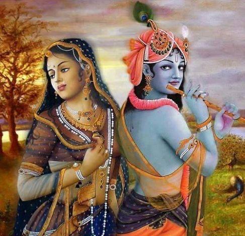 Hd Radha Krishna Photo For Android Mobile Full Screen