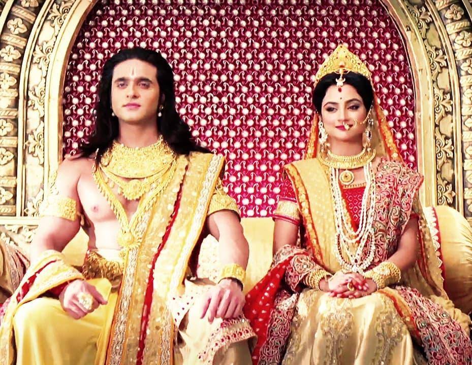 Images of Ram Siya Ke Luv kush
