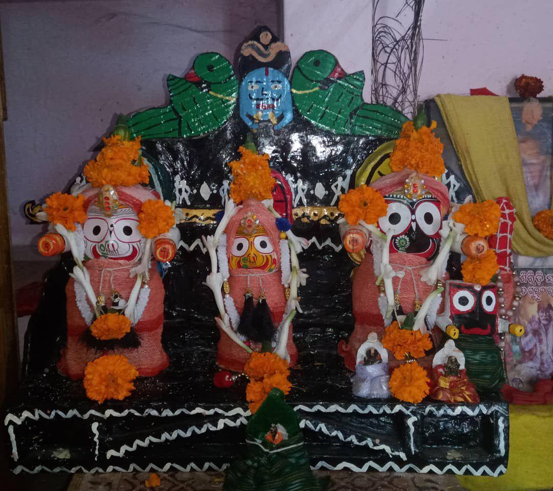 Jagannath Balabhadra Subhadra Photo