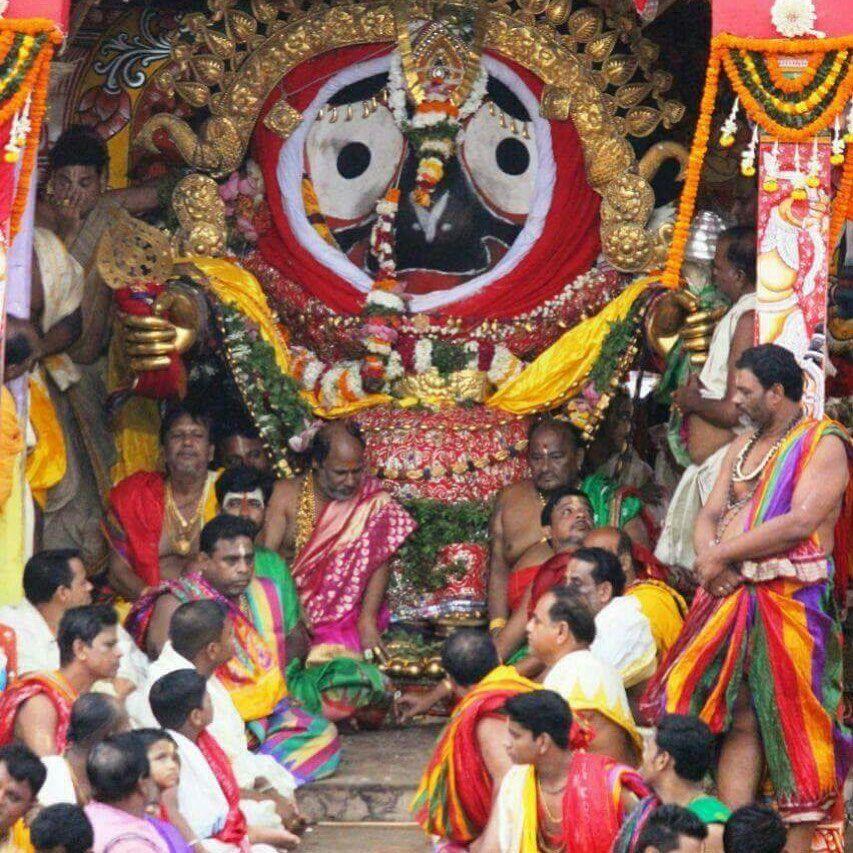 Jay Jagannath Pooja Images Free Download