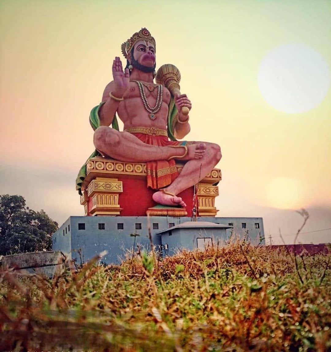 Lord Hanumantha Beautiful Images HD Download