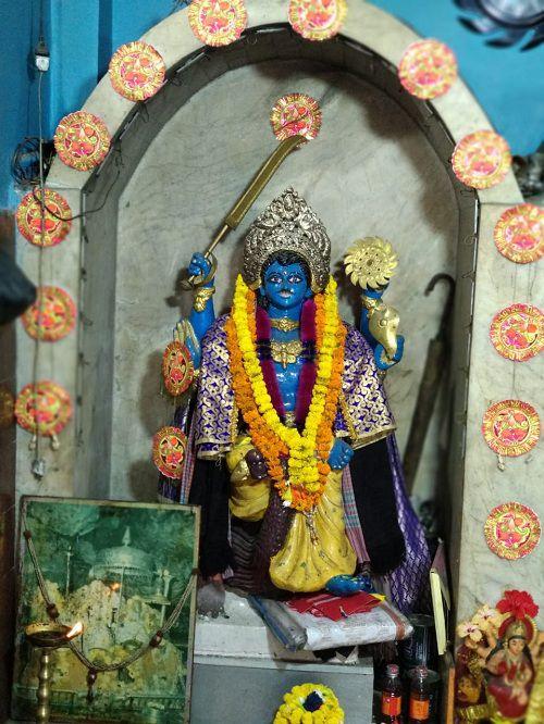 Picture of Shani Dev Bhagwan