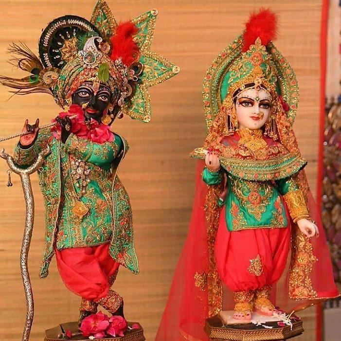 Prepossessing Radha Krishna HD Photo Full Download for Mobile