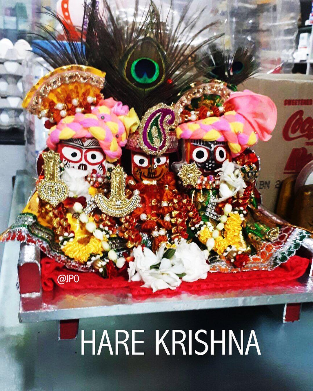 Puri Jagannath God Images