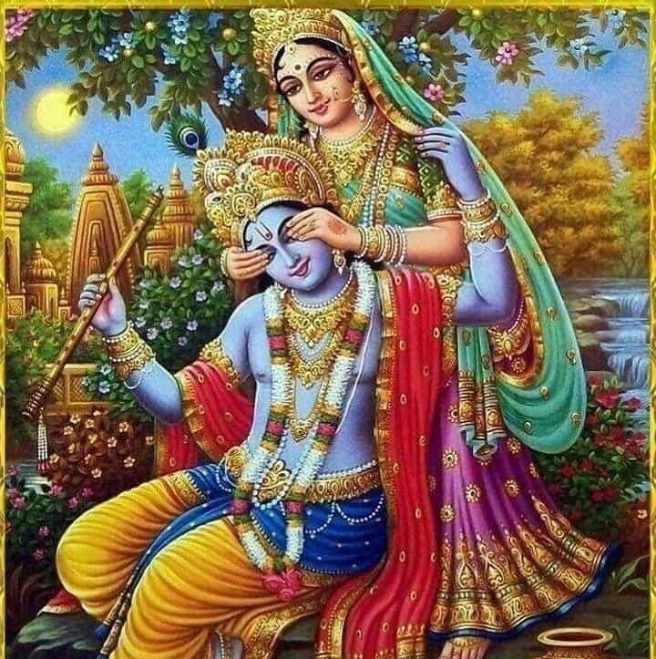 Radha Krishna Bhagwan Ki Photo