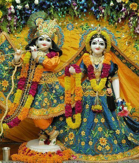 Radha Krishna Ki Latest Love Photo