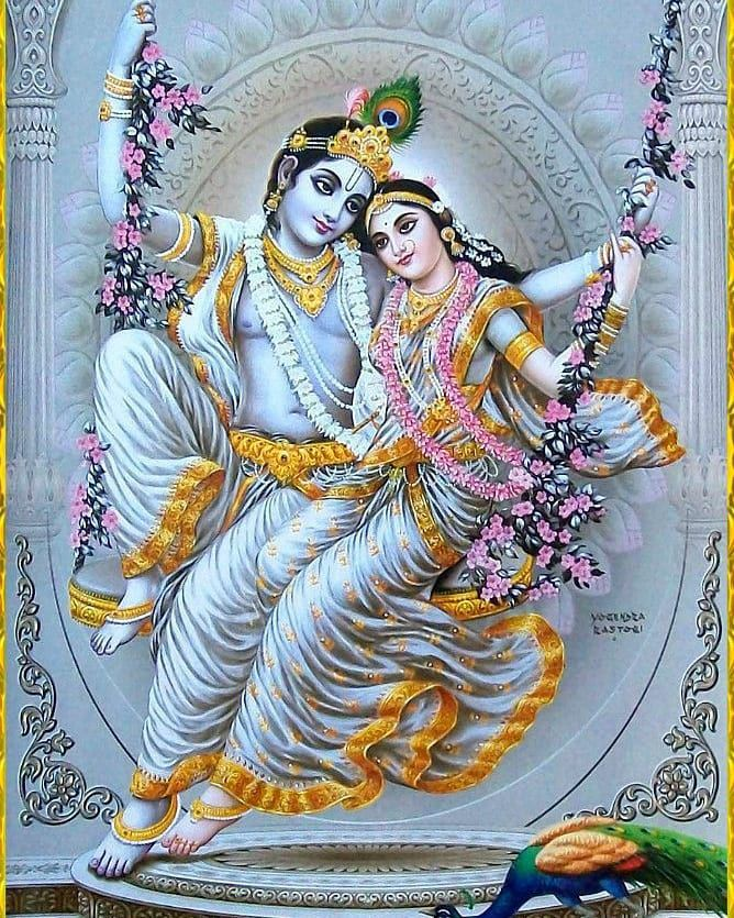 Radha Krishna Ki Photo Download New