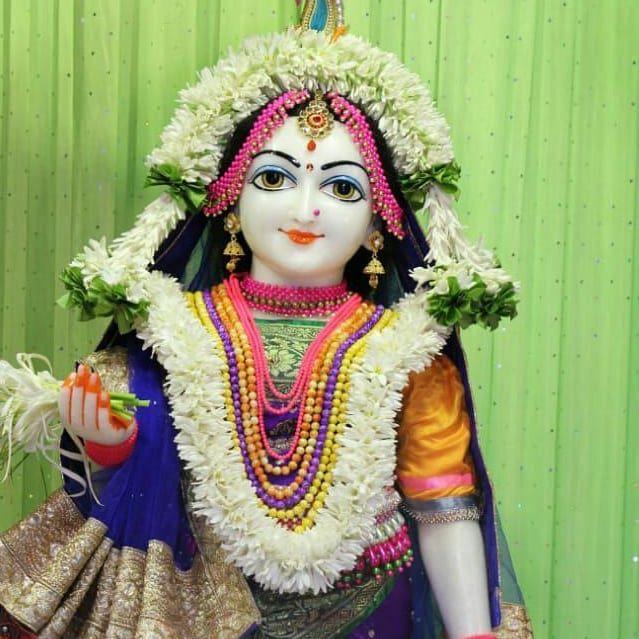 Radha Rani Ki Photo