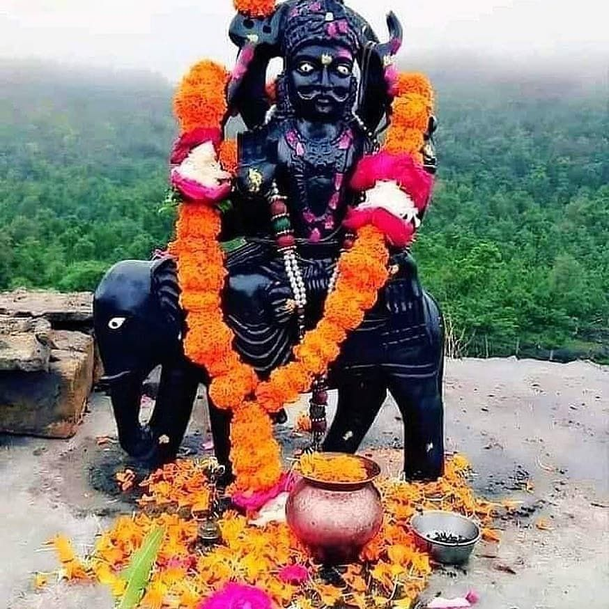 Shani Bhagwan Mandir Photo & Image