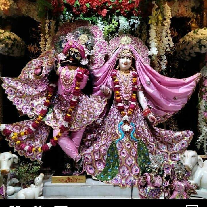 Shri Radha Rani New Images