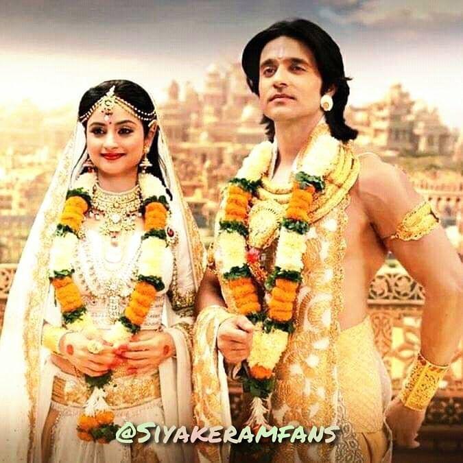 Siya Ke Ram Marriage Images HD Download