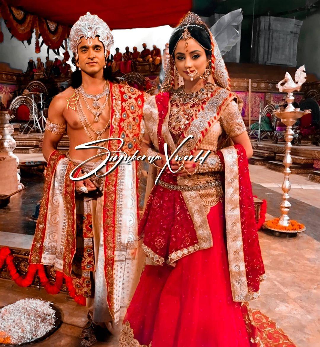 Siya Ke Ram Romantic Images