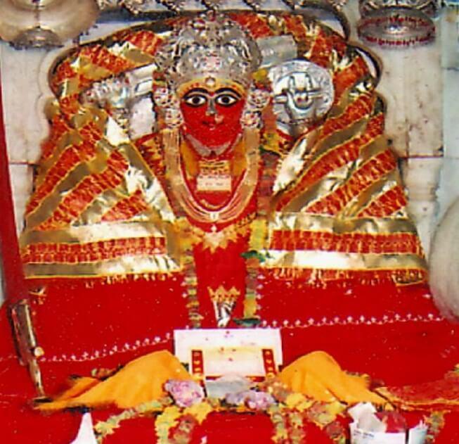 Ashapura Mata ki Photo