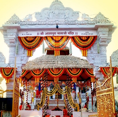 Ashapura Mataji Mandir Pune HD Images