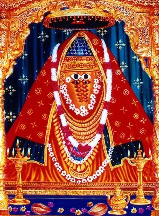 Ashapura Mataji Photo Free Download