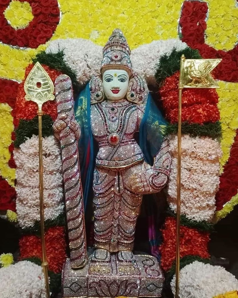 Awesome Palani Murugan Images HD Download for Mobile