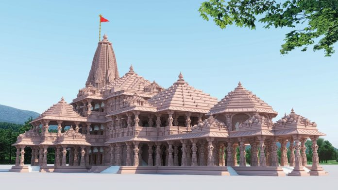 Ayodhya Ka Ram Mandir Ka Photo
