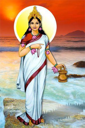 Brahmacharini Devi Images Free Download for Whatsapp DP