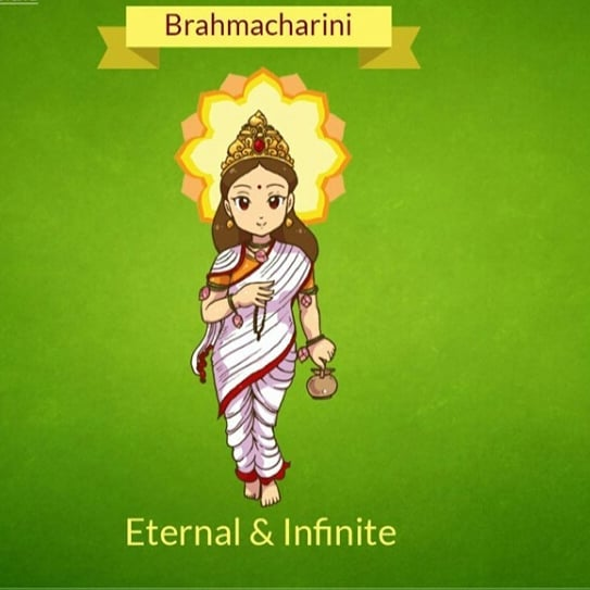 Brahmacharini Mata Ki Photo