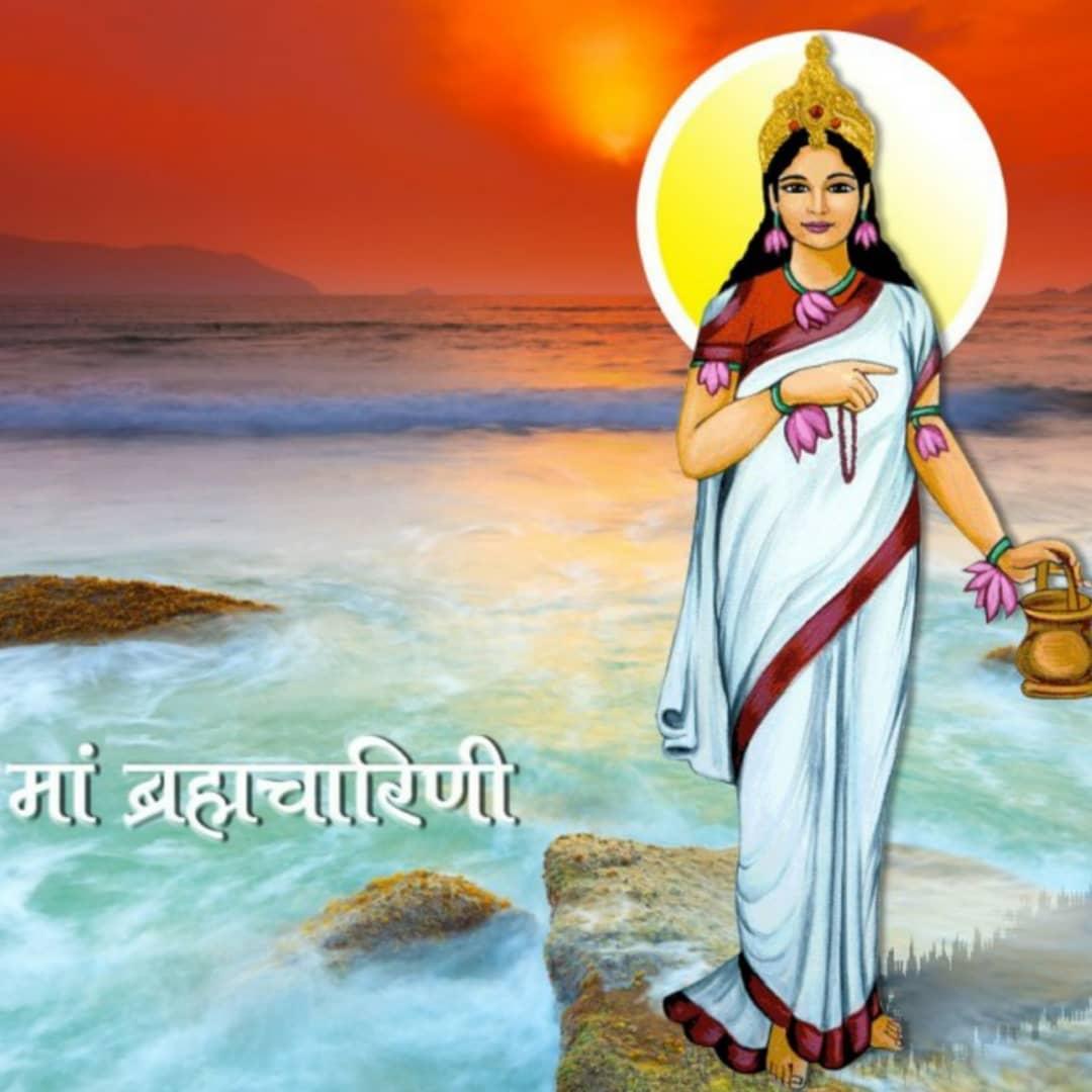 Brahmacharini Mata Photo