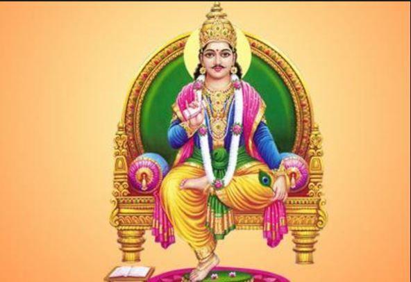 Chitragupta Bhagwan HD Image Download