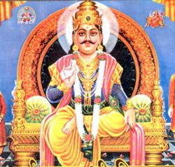 Chitragupta God Images Mobile Download