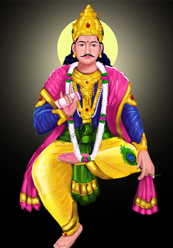 Chitragupta Maharaj Photo Online