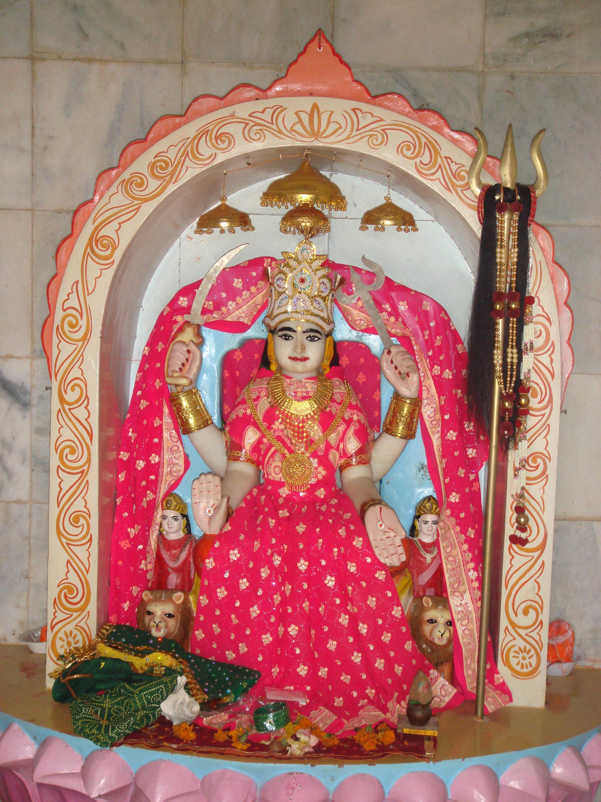 Download Free Goddess Ashapura HD Wallpapers