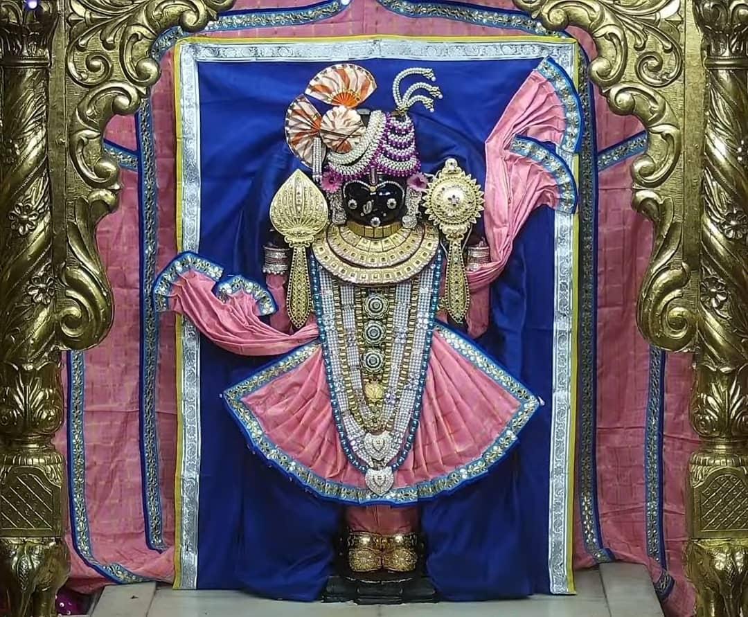 Dwarkadhish Bhagwan Murti Photo HD Free Download