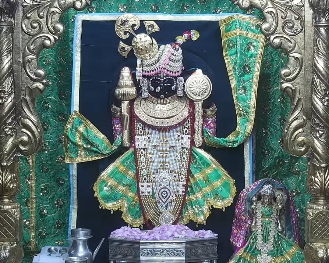 Dwarkadhish Temple Mathura Images