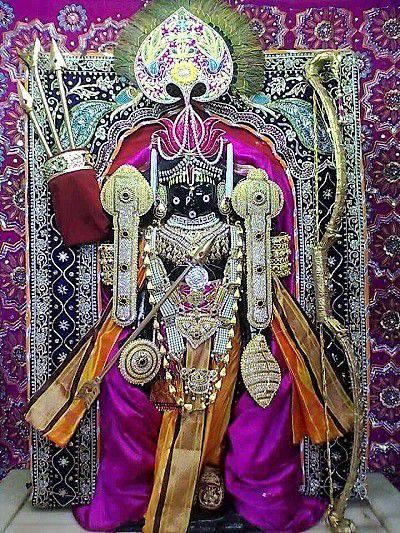 Full HD Dwarkadhish Shringar Darshan Wallpaper Images HD Download
