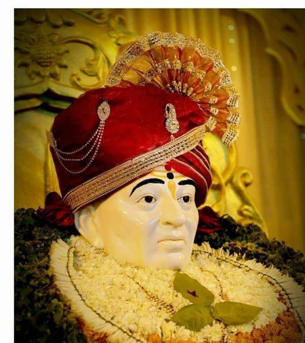 Gajanan Maharaj Ki Photo Download