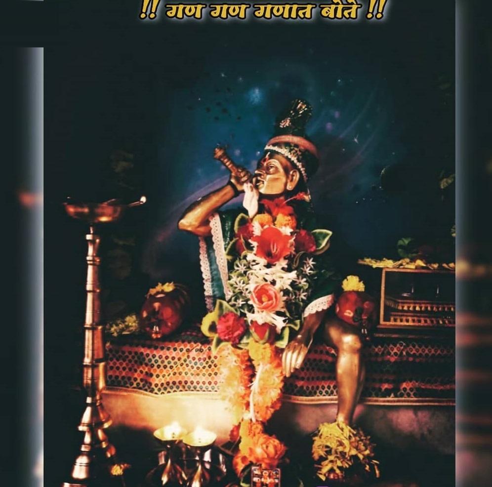 Gajanan Maharaj Original Images