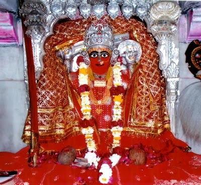 Goddess Ashapura Mataji HD Wallpaper