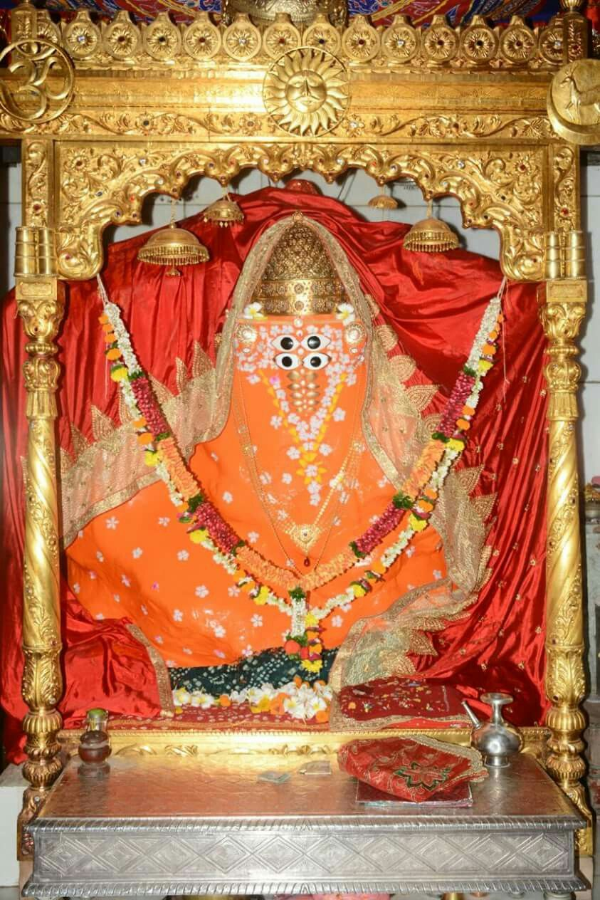 Goddess Ashapura Mataji Photo
