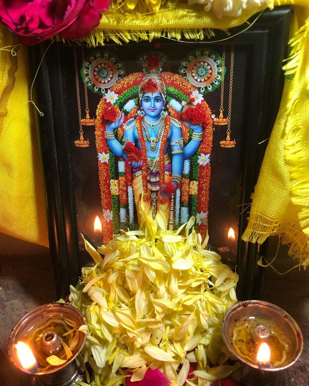 Guruvayurappan Temple Images