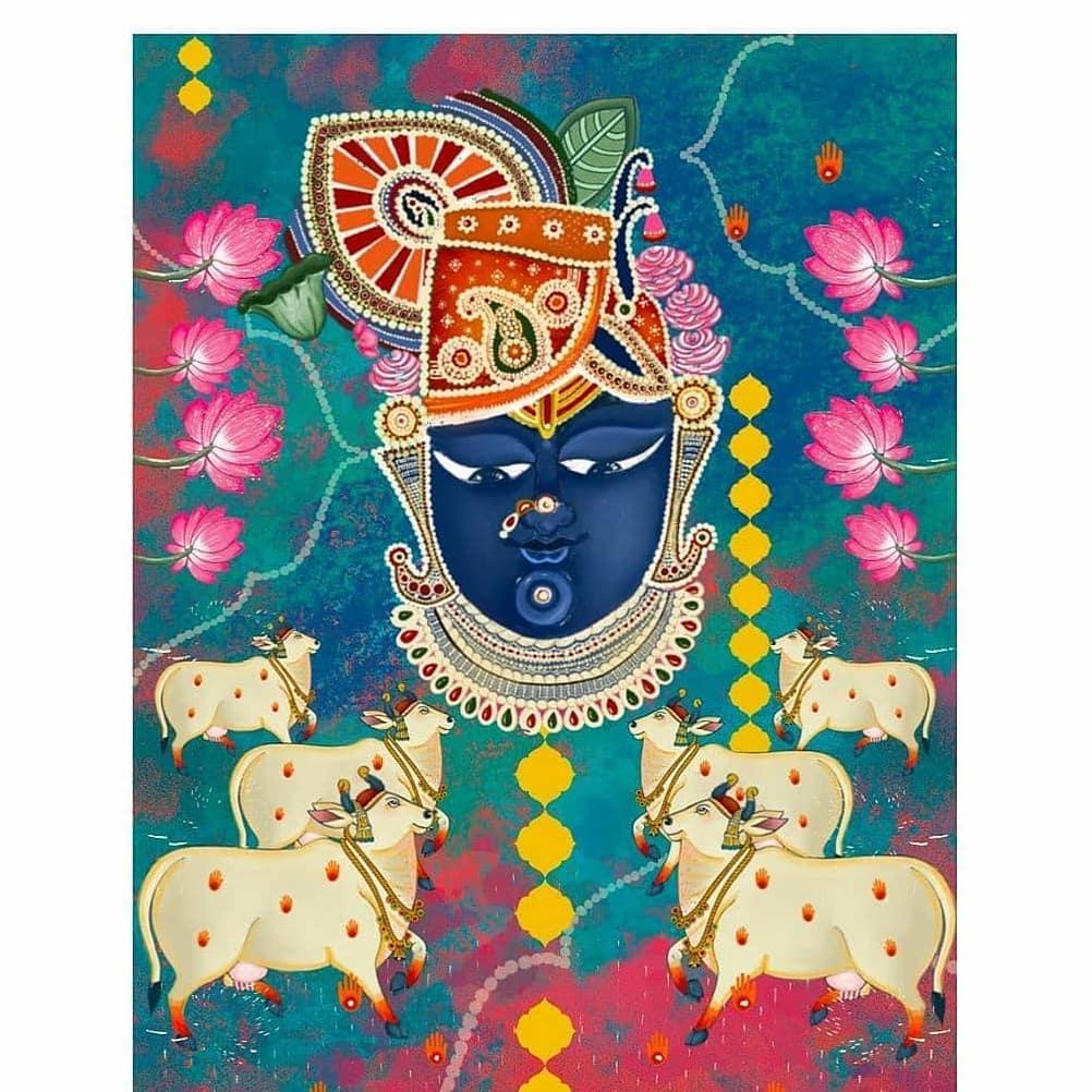 Image of Jay Dwarkadhish Bhagwan