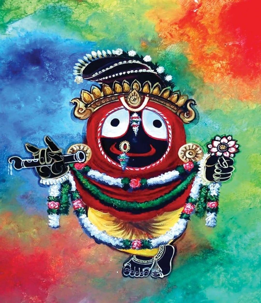 Image of Lord Jagannath Puri