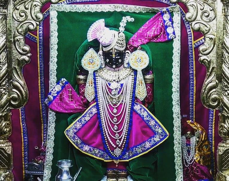 Jay Dwarkadhish Image