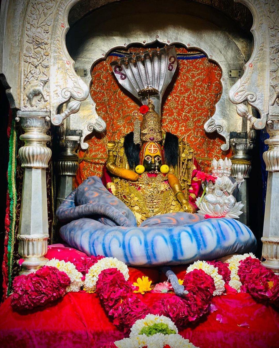 Jay Tulja Bhavani HD Photo